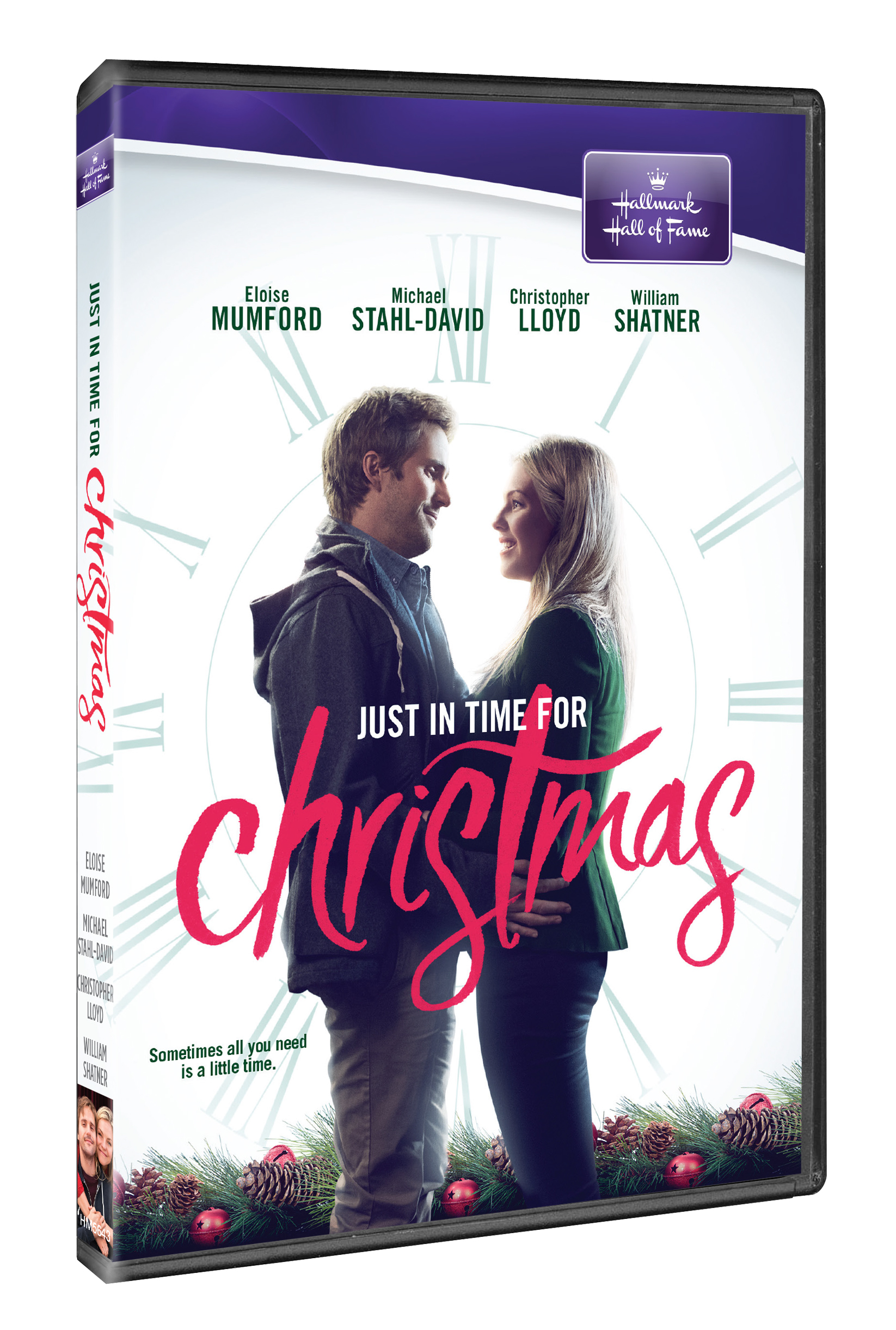 Just In Time For Christmas - Hallmark - Cinedigm Entertainment